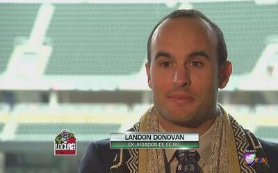 "Landon Donovan: ""Minnesota es ideal para la MLS"""