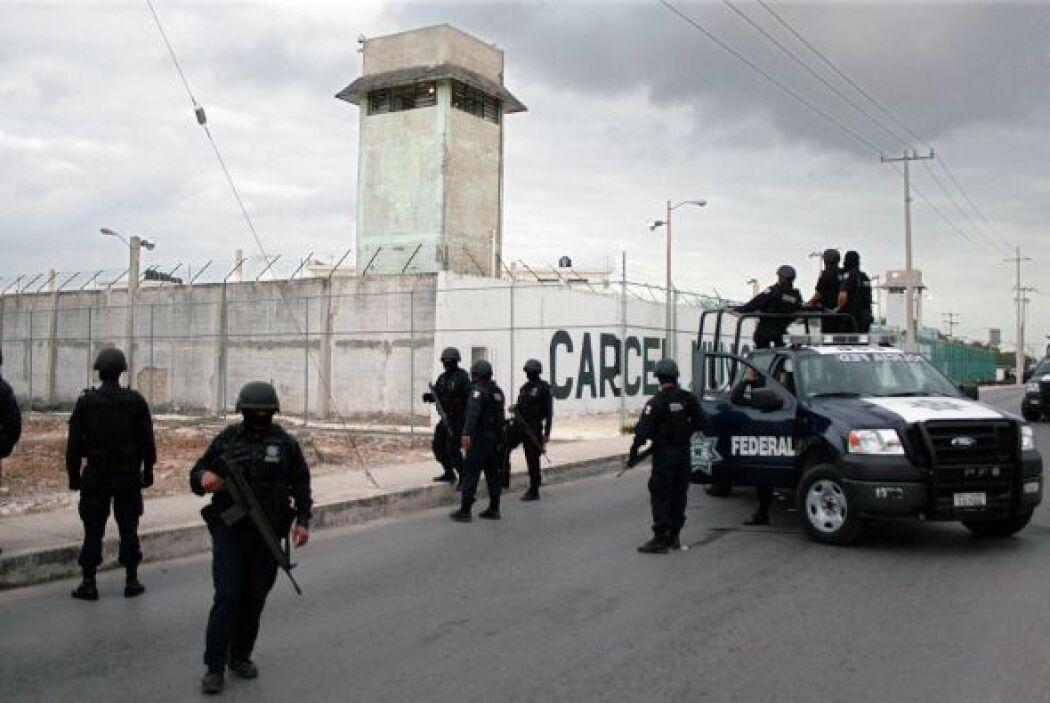 9.-Masiva fuga de reos  Las autoridades del estado de Coahuila, en el no...