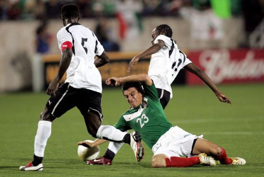 El saldo mexicano de una derrota en 10 partidos con equipos africanos, i...