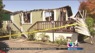 Muchos daños tras el terremoto de 6.1 en California