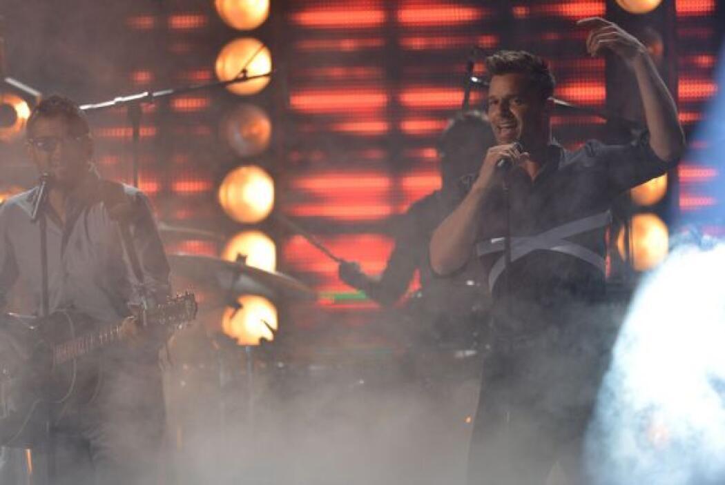 Draco es un ídolo en Puerto Rico y junto a Ricky hicieron un dueto inolv...