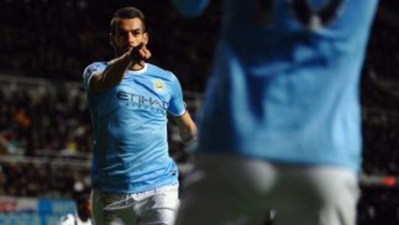 El atacante español, apenas llegado para esta temporada, mostró su olfat...