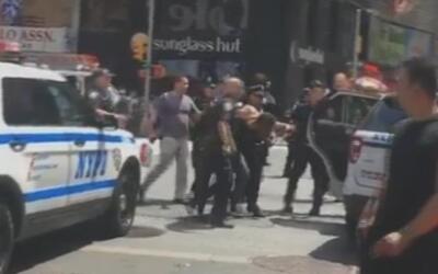 En video: Así fue el arresto de Richard Rojas el acusado de arrollar a v...