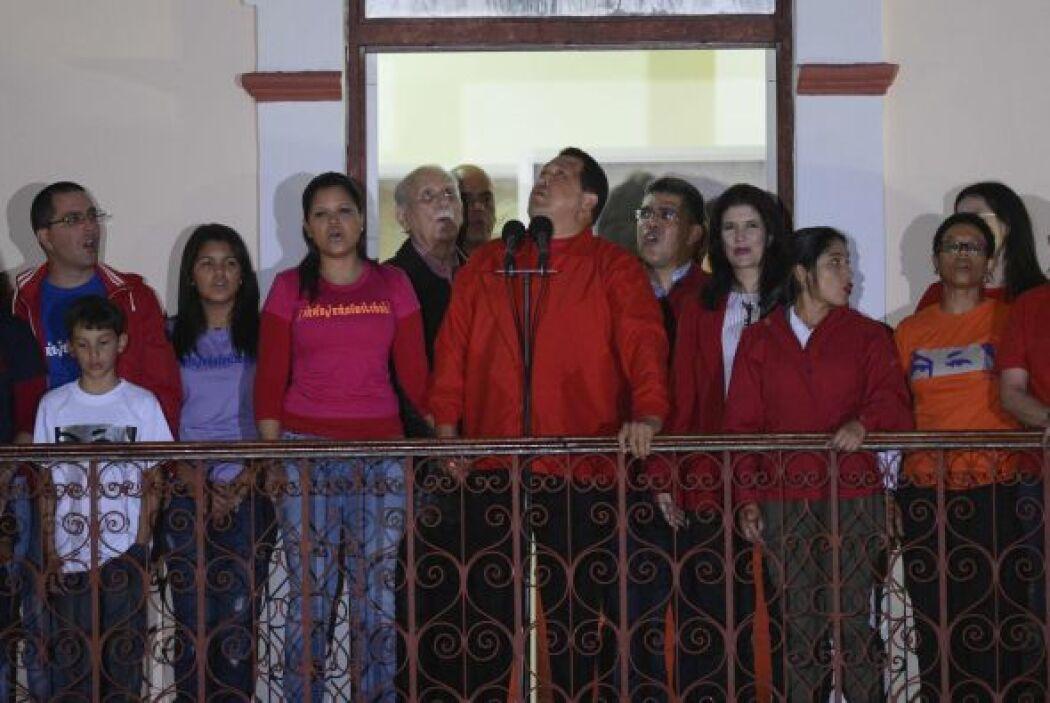 """""""Hemos dado una lección al mundo de lo que es Venezuela de lo que es el..."""