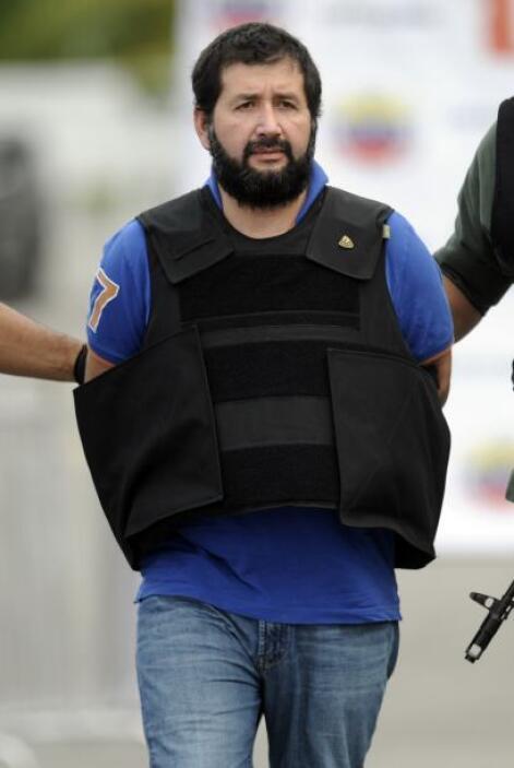 El supuesto mercenario fue identificado como Eduardo Acosta Mejía, mient...
