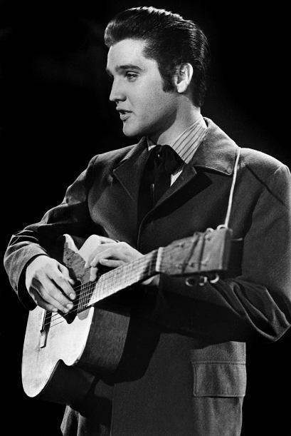 Su maestra de música de la Humes High School afirmaba que Presley no ten...