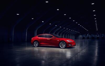 El Tesla Model S será uno de los beneficiados por el despliegue d...