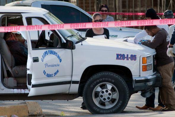 En el marco del programa 'Todos Somos Juárez', aseguró que los asesinato...