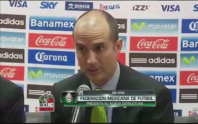 Guillermo Cantú: ''Sí me he reunido con técnicos, pero no hemos hecho un...