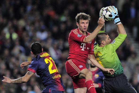 Barcelona, más que irse con mayor fuerza al ataque, no tenía forma de co...