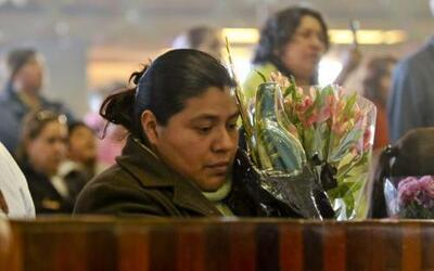 Cada 12 de diciembre, miles de fieles católicos y devotos de la Virgen d...