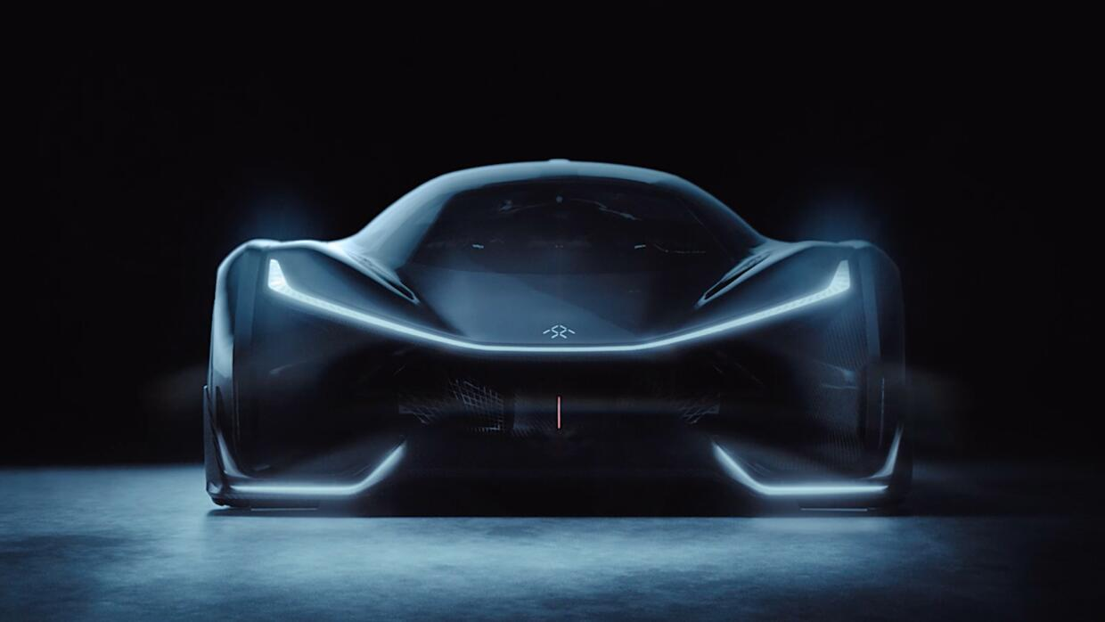 Faraday Future FFZERO01
