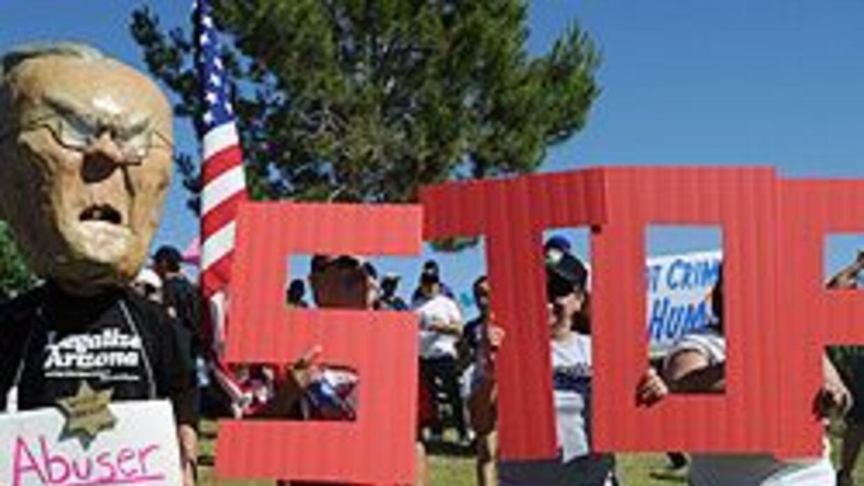 Alcaldes de EU rechazan ley SB1070 de Arizona y piden reforma migratoria...
