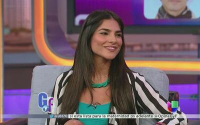 Alejandra Espinoza dio las razones por las que quiere adoptar un niño