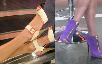 Zapatos 101 de Lili Estefan: Zapatos que puede usar durante todas las te...