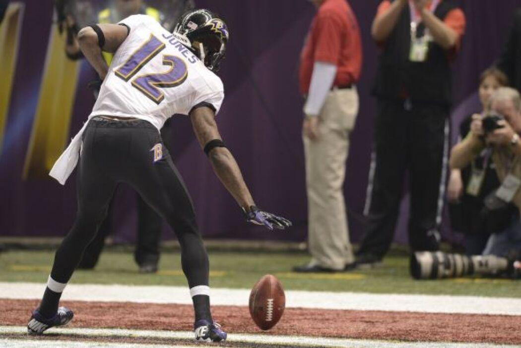 Las 109 yardas de Jones, es el regreso más largo en la historia de la NFL.