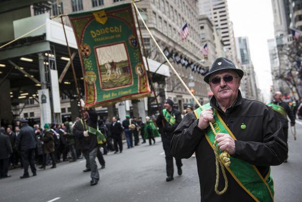 Se trata de una de las tradiciones más antiguas de Nueva York, que se vi...