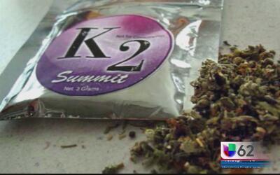 Al menos ocho personas son hospitalizadas por los efectos de la K2 en Au...