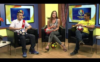 Fans de Perú y Ecuador hablan de lo que esperan del partido de la Copa A...