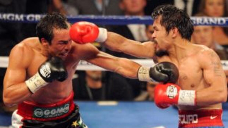 Juan Manuel Márquez y Manny Pacquiao podrían enfrentarse en México en di...