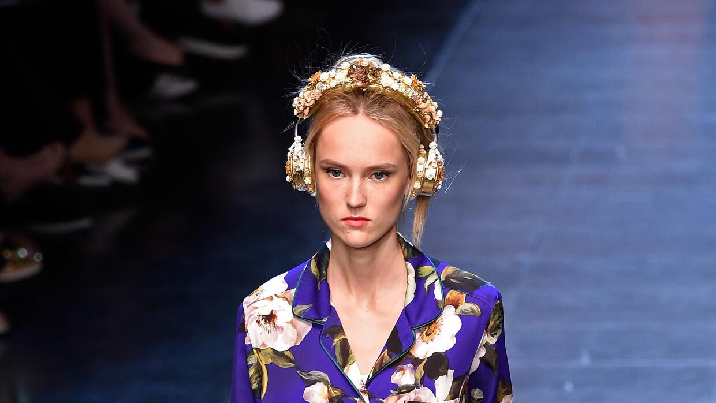 De la colección primavera-verano de Dolce & Gabbana