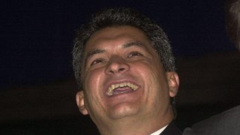 El ex gobernador de Tamaulipas, Tomás Yarrington.