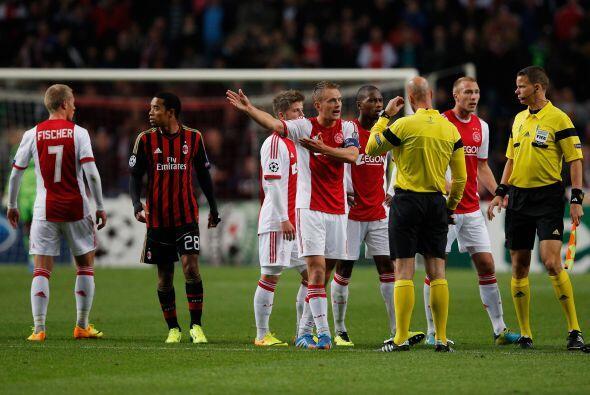 Pero el final era demasiado increíble y un penalti discutible a f...