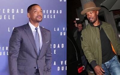 Jamie Foxx se burla de Will Smith por boicotear el Oscar