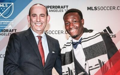 Abu Danladi, MLS SuperDraft 2017