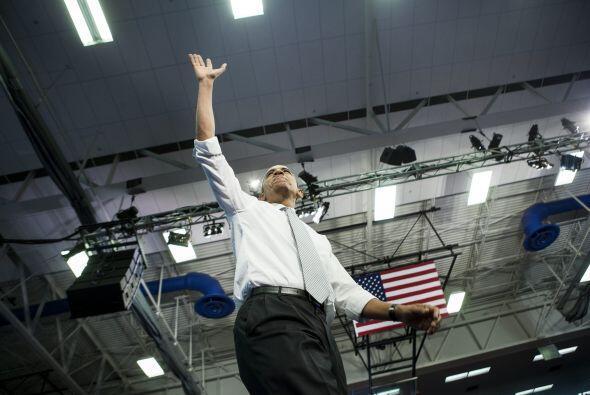 La insistencia de Obama parece destinada principalmente a poner a su eve...