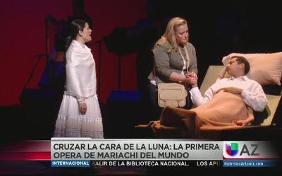 ¡No te pierdas el primer mariachi opera!
