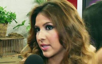Aly Villegas pide disculpas a Jencarlos Canela por sus declaraciones