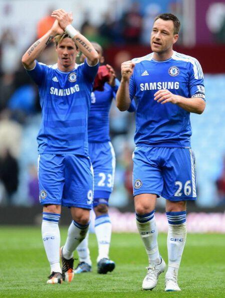 Buen triunfo del Chelsea.
