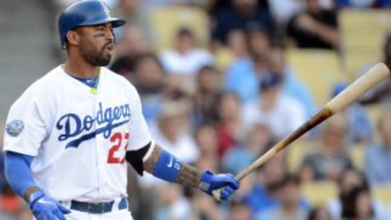 De acuerdo con el equipo, el tiempo de recuperación de Kemp es el adecua...