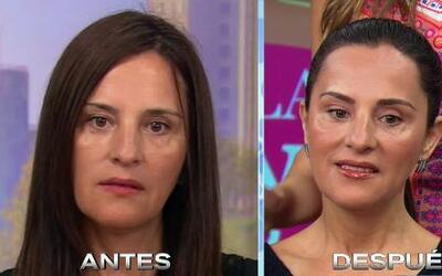 Maquillaje para desaparecer las arrugas