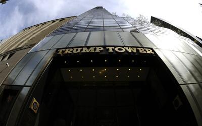Empleados de campaña de Donald Trump se asustaron con el sobre sospechoso.