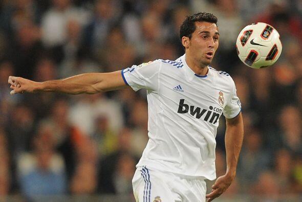 Alvaro Arbeloa: comenzó la temporada pensando que su protagonismo...
