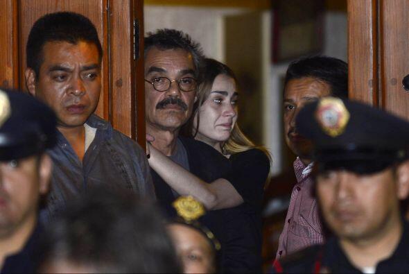 """Los familiares de """"Gabo"""" iniciaron los preparativos para despedir al esc..."""