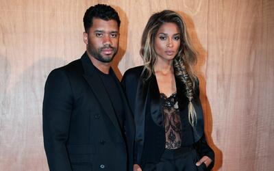 Ciara y Russell Wilson