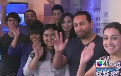 Univision41 participa en la preparación de jóvenes periodistas