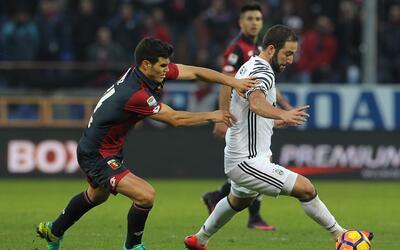 Genova vs. Juventus