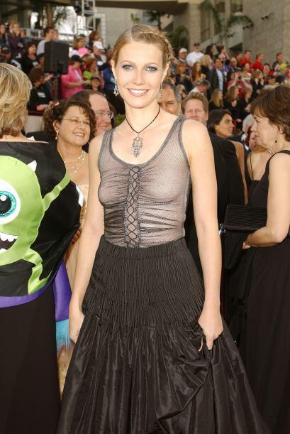 Gwyneth ganó en 1998 el Oscar a Mejor Actriz por su papel en Shakespeare...