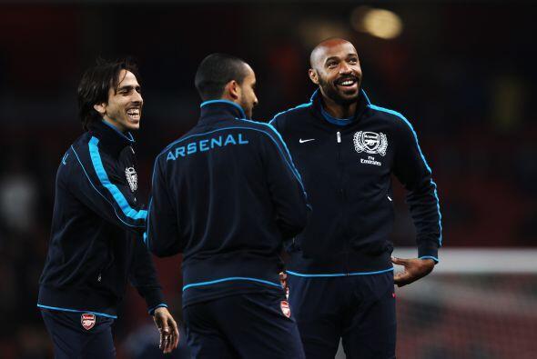 Henry está cumpliendo un periodo a préstamo con los 'Gunners', el club d...