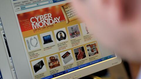 Cyber Monday gana en ventas al Black Friday