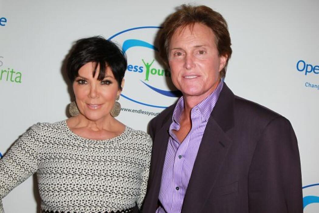 Lo que es un hecho, es que Bruce Jenner le gusta estar a la moda, lo más...