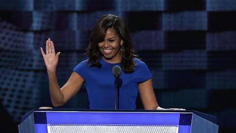 El mensaje de Michelle Obama contra Donald Trump