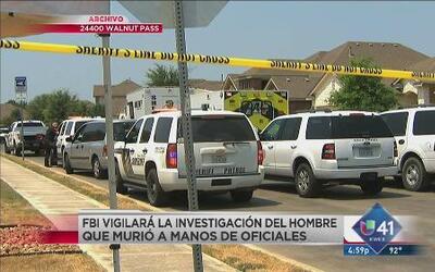 Intensifican investigación sobre hombre muerto por oficiales
