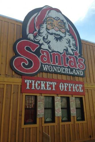 Están abiertos todos los años desde el fin de semana antes de Thanksgivi...