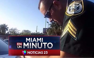 'Miami en un Minuto': inmigrante indocumentado que fue atropellado en lo...