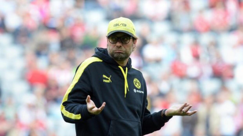 Jürgen Klopp no está interesado en dejar a Borussia Dortmund.